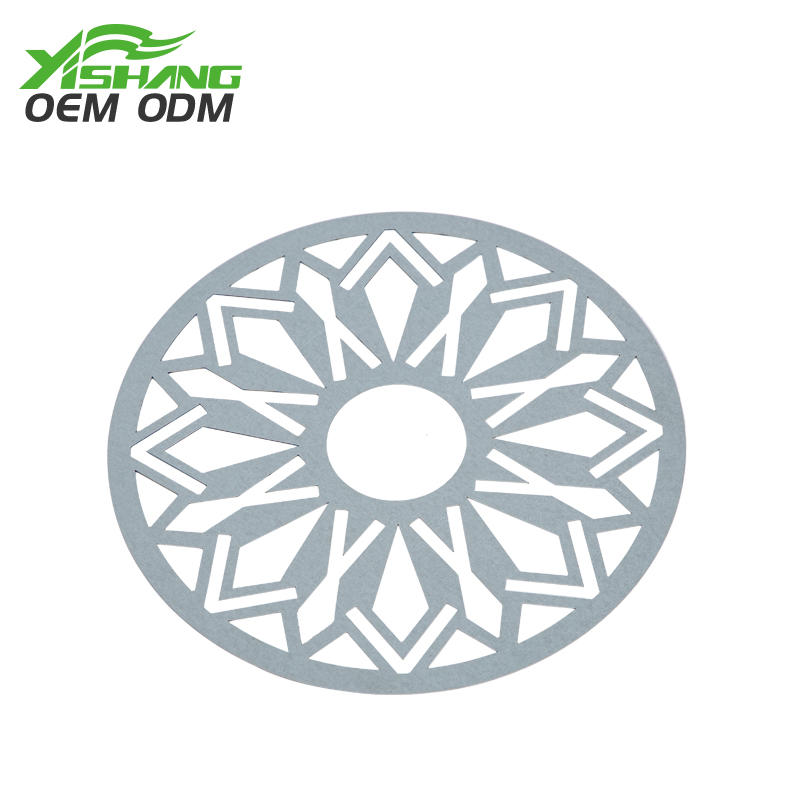 Custom Metal Laser Cutting and Engraving Service from China Manufacturer