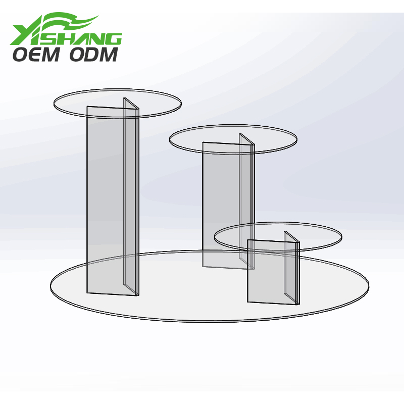 YISHANG -Custom Clear Acrylic Shoe Display For Shops | Shoe Display-1