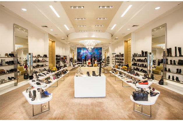 Hot shoe display counter YISHANG Brand