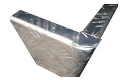 Sheet Metal Aluminum Fabrication from United States