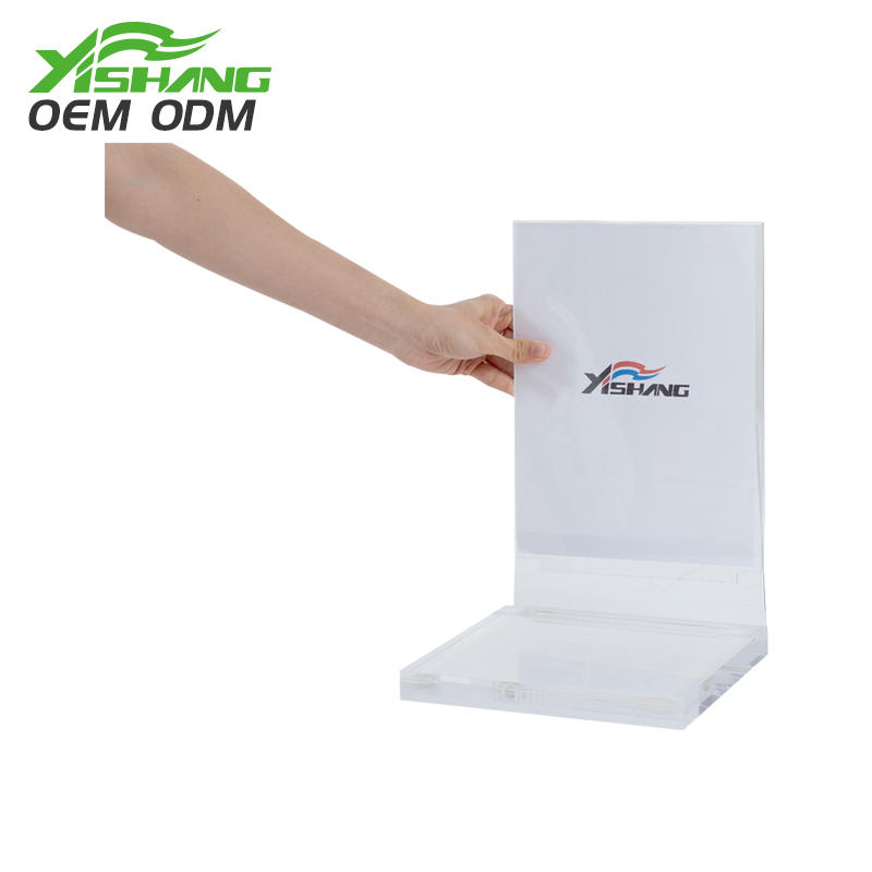 Custom Wholesale Contertop Acrylic Cosmetic Display Stand Suppliers