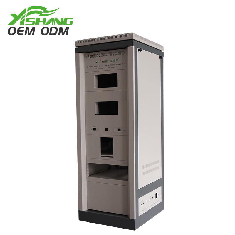 Custom Metal Network Cabinet and Power Distribution Box