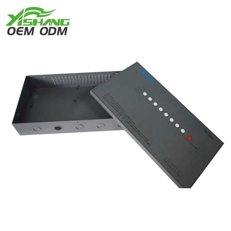 YISHANG -Best Custom Sheet Metal Fabrication Electronic Enclosure Box-2