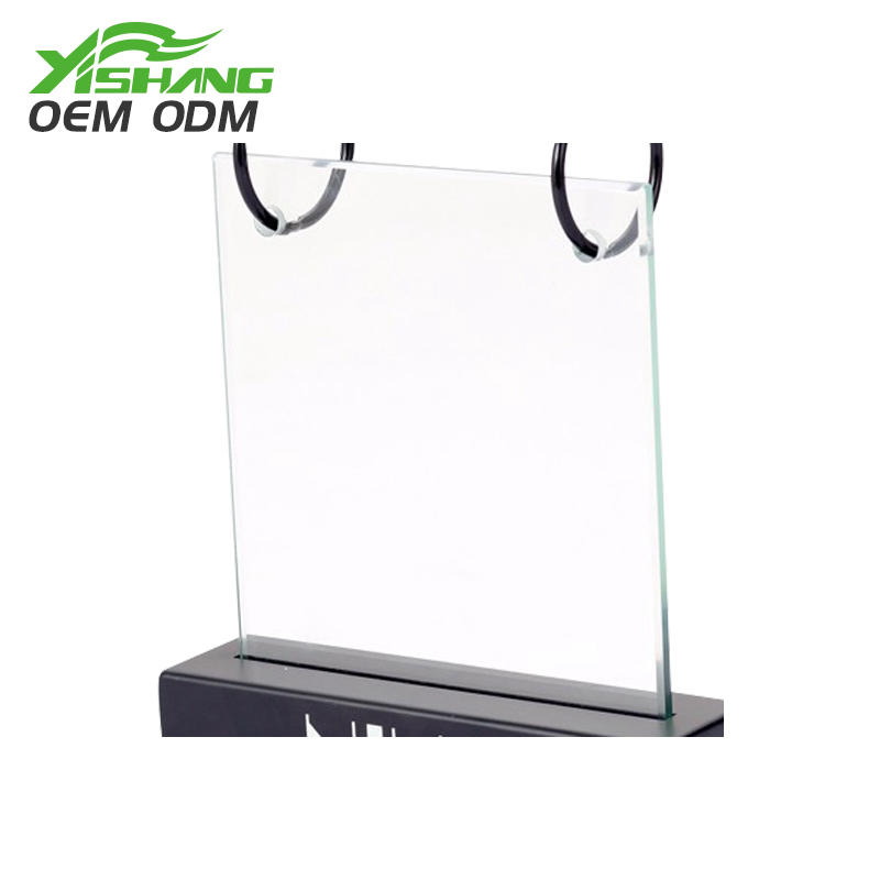 Custom Table Menu Holders Display Stand for Restuarant