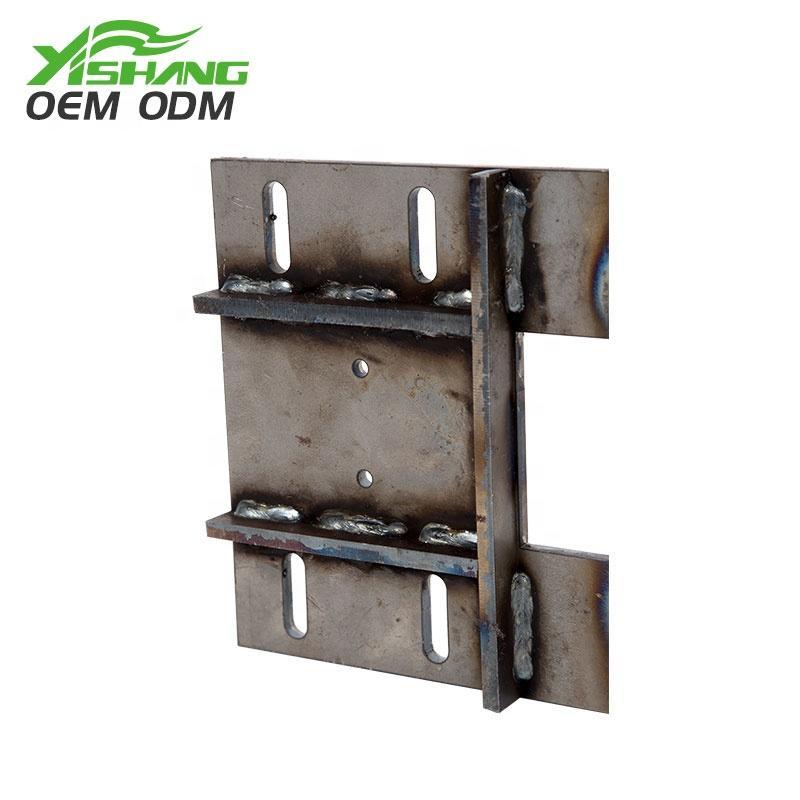 Custom Heavy Hinges Sheet Metal Welding Services