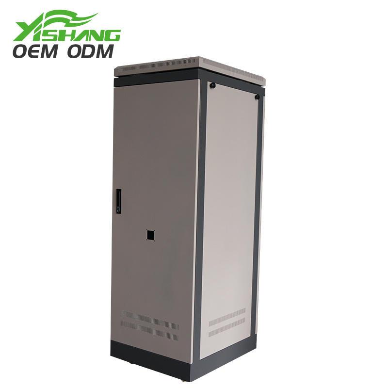 Custom Metal Server Rack Distribution Control Network Cabinet
