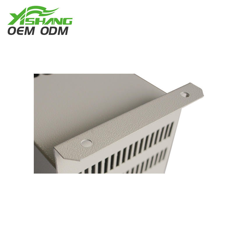 Custom Sheet Metal Box Heater Housing From China Manufacturer