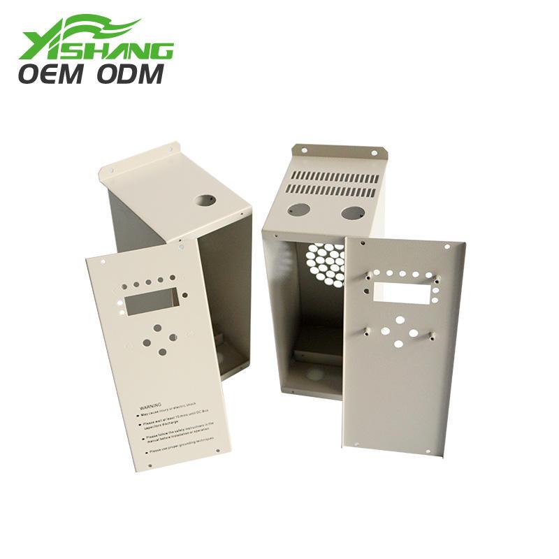 coated powder metal enclosure metal enclosure YISHANG company