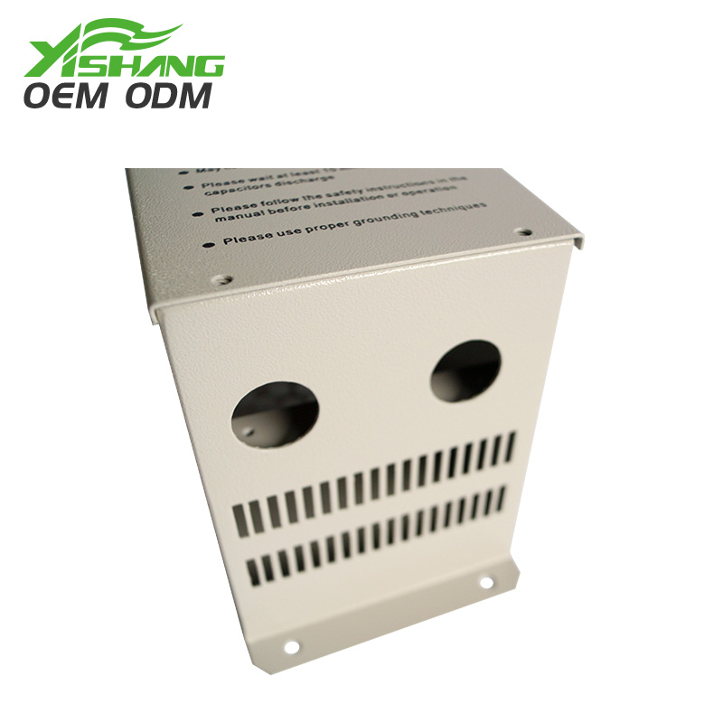 YISHANG -Custom Sheet Metal Box Heater Housing | Metal Enclosure-3