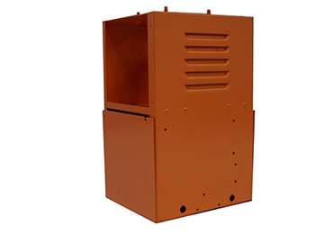 YISHANG -Custom Sheet Metal Box Heater Housing | Metal Enclosure-4