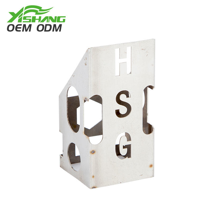 custom metal frame frames sheet metal parts YISHANG Brand