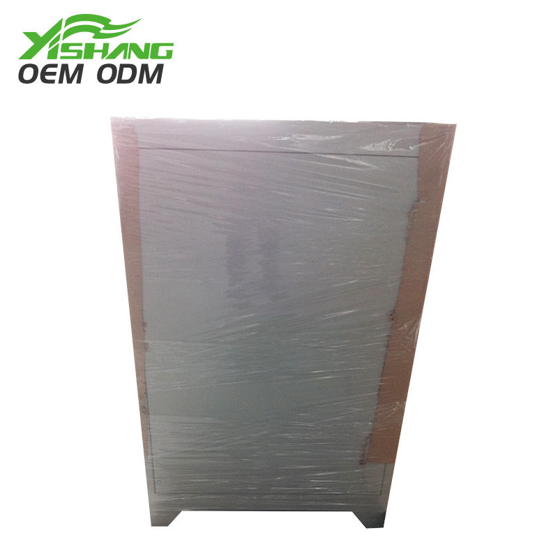 sheet Custom large box metal enclosure YISHANG coated