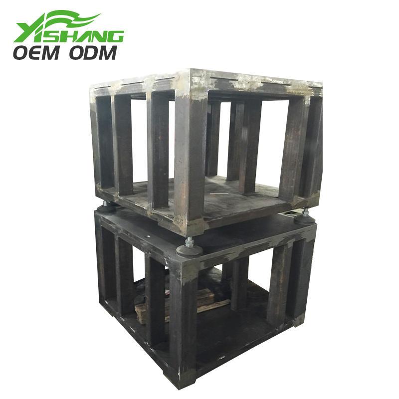 Custom Heavy Sheet Metal Enclosure Device Housing