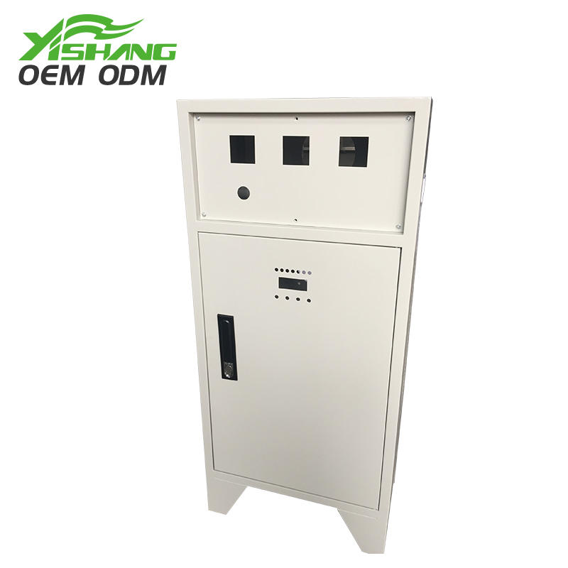 Custom Sheet Metal Enclosure Shell Equipment Housing