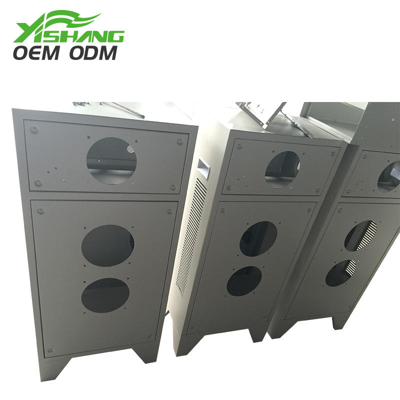 Custom Sheet Metal Enclosure Shell Equipment Housing