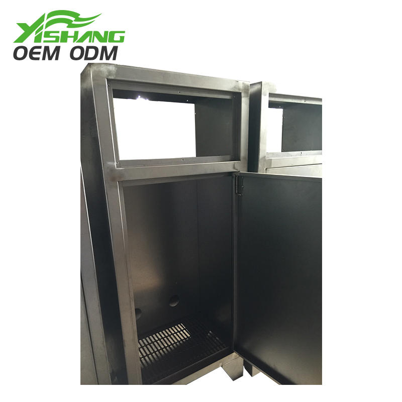 large coated stainless steel enclosure YISHANG Brand