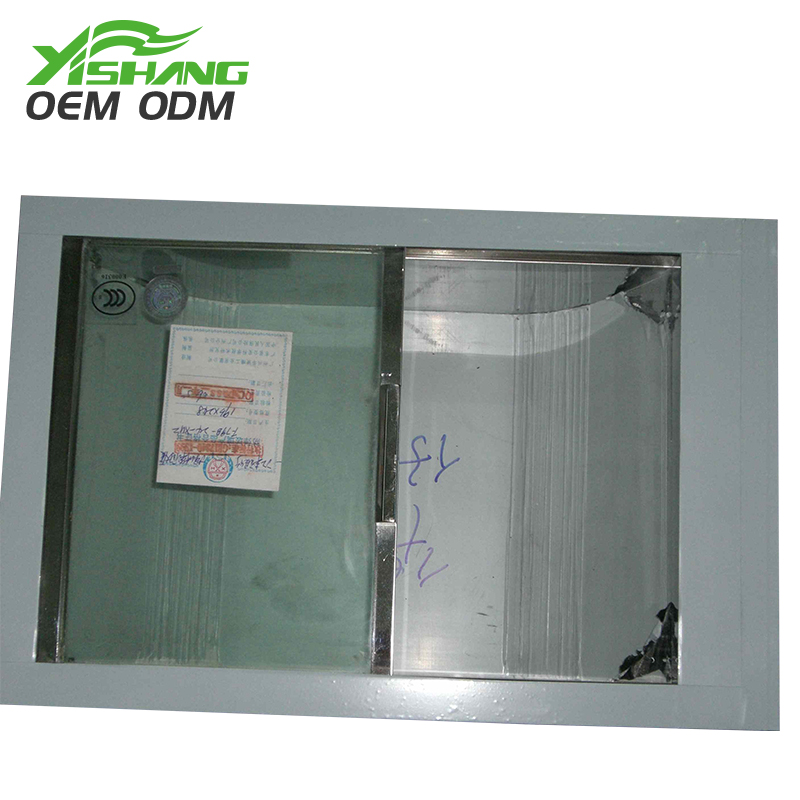 YISHANG -Custom Stainless Steel Box Fabrication With Glass Lid-2