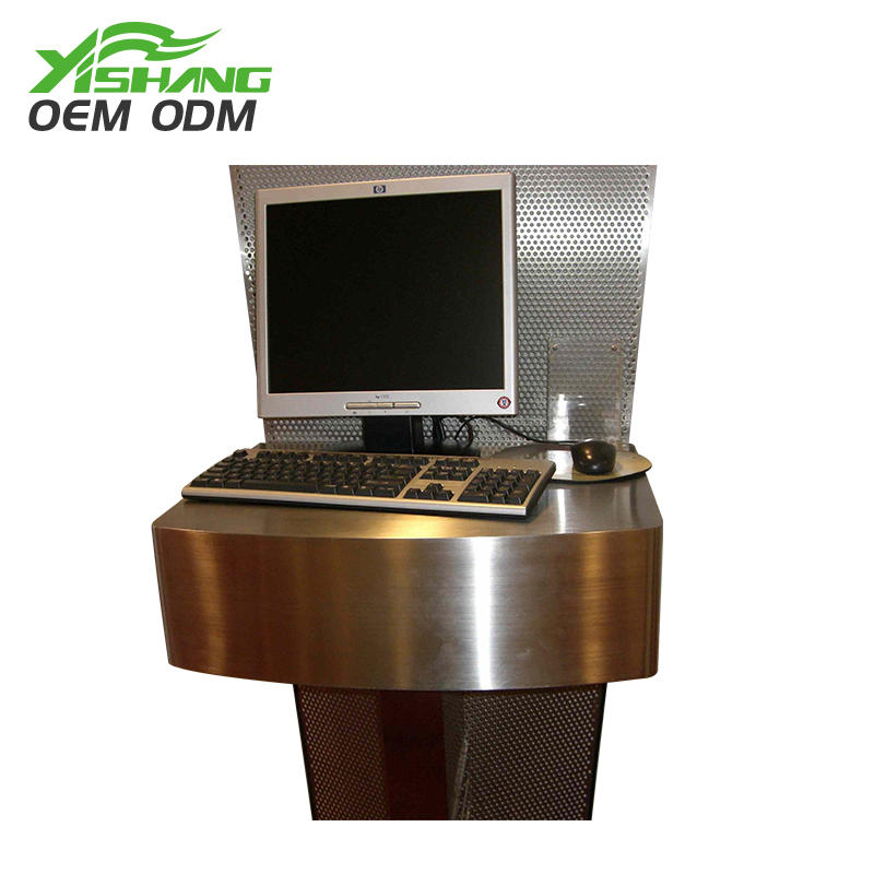 Custom Metal Table, Stainless Steel Desk, Furniture Parts