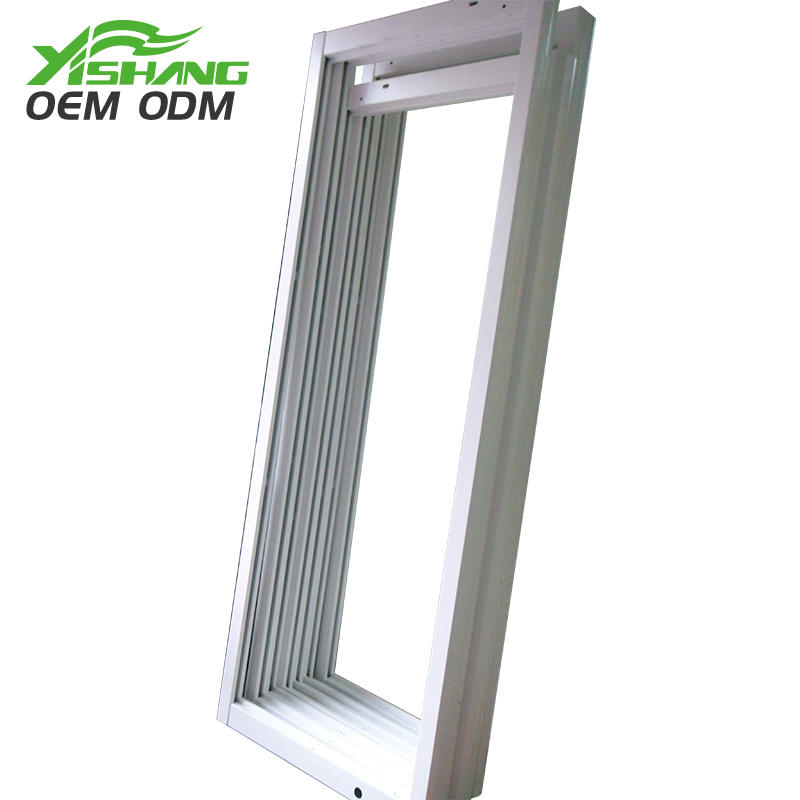 Custom Commercial Window and Metal Door Frame