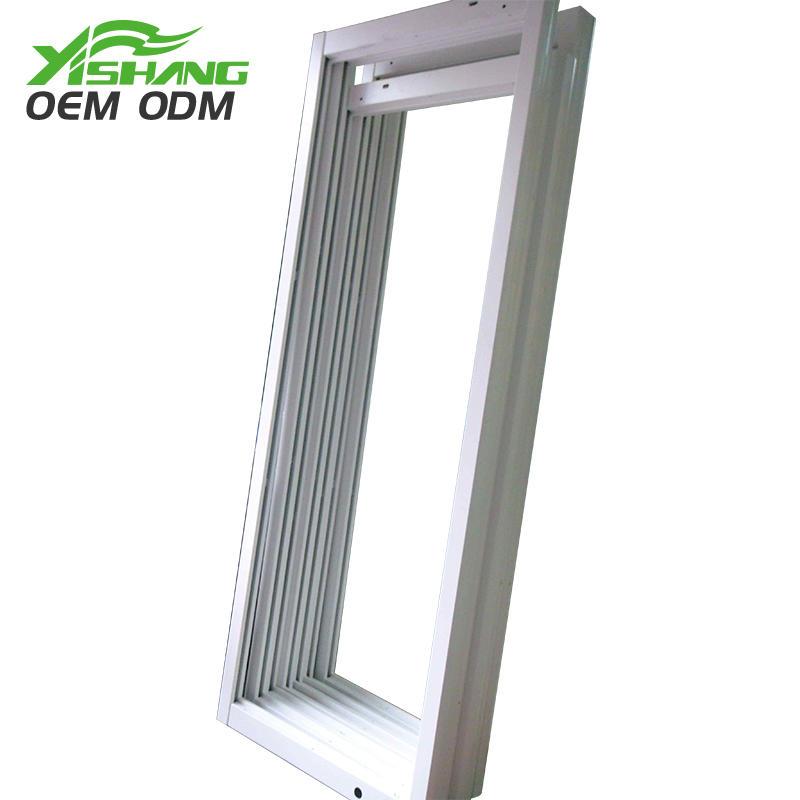 Custom Commercial Window and Metal Door Frame