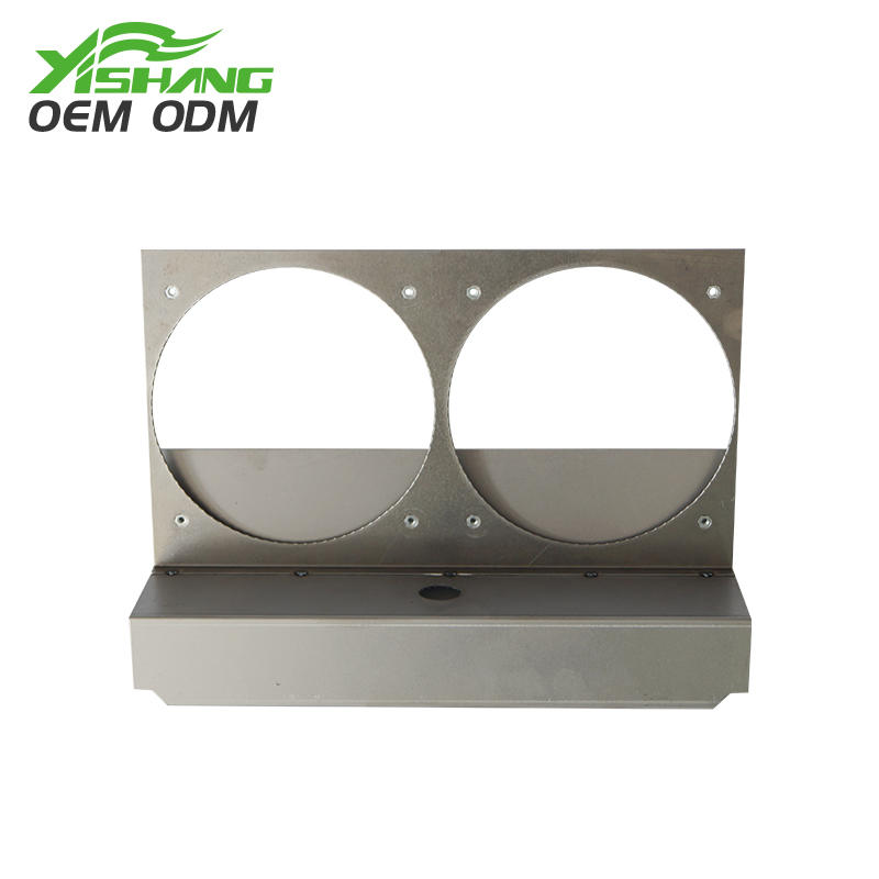Custom Sheet Metal Parts Processing Company from China