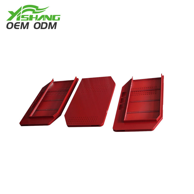 Powder Coated Parts Sheet Metal Processing Parts