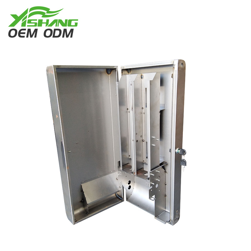 YISHANG -Metal Case, Custom Weatherproof Electronics Metal Enclosure Box