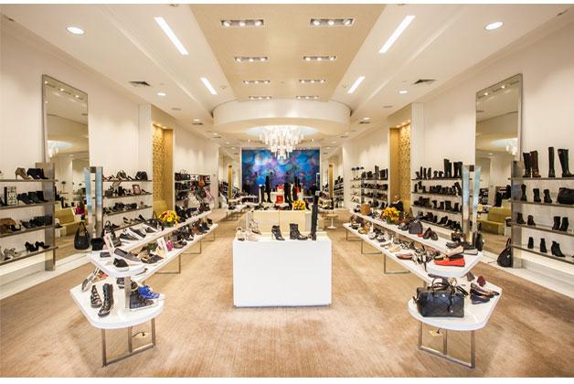 YISHANG -OEM ODM Shoe and Handbag Display Stand Sets From Yishang-2