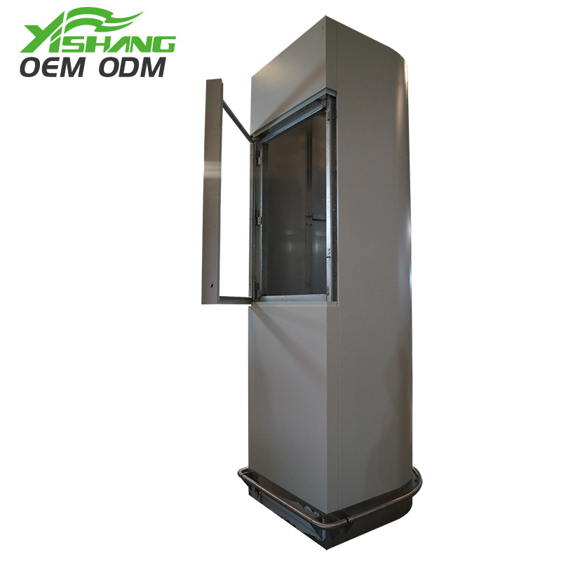 YISHANG -Custom Professional Large Sheet Metal Enclosure Fabrication