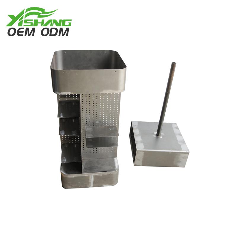 YISHANG -Professional Metal Enclosure Stainless Steel Enclosure Manufacture