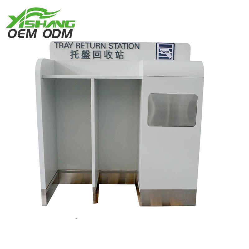 sheet powder coated enclosure YISHANG Brand metal enclosure supplier