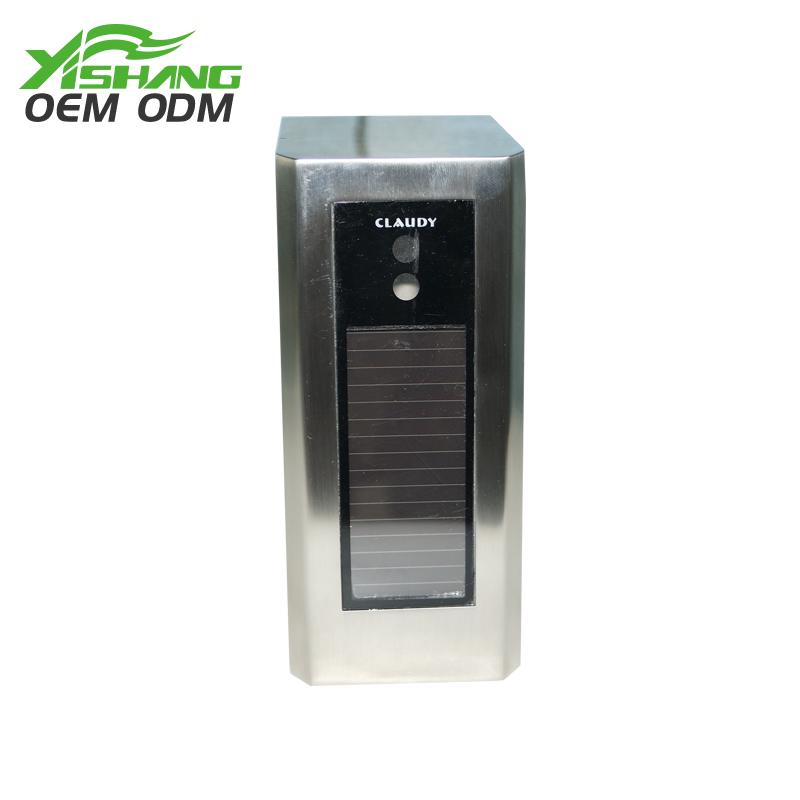 YISHANG -Find Stainless Steel Enclosure metal Case On Yishang Display-2