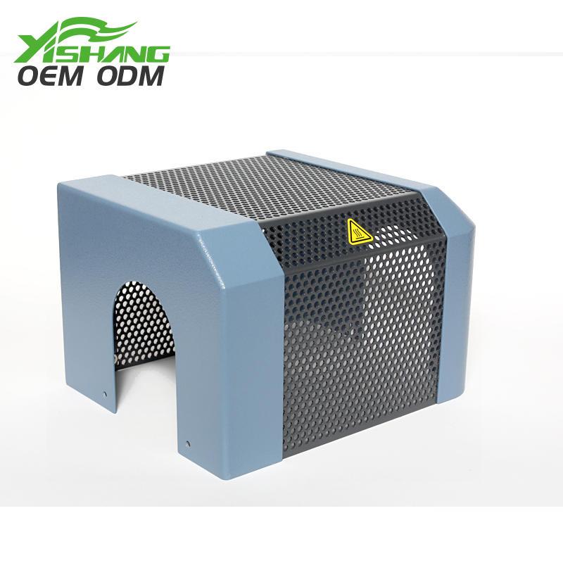 Custom Precision Metal Mesh Steel Fabrication
