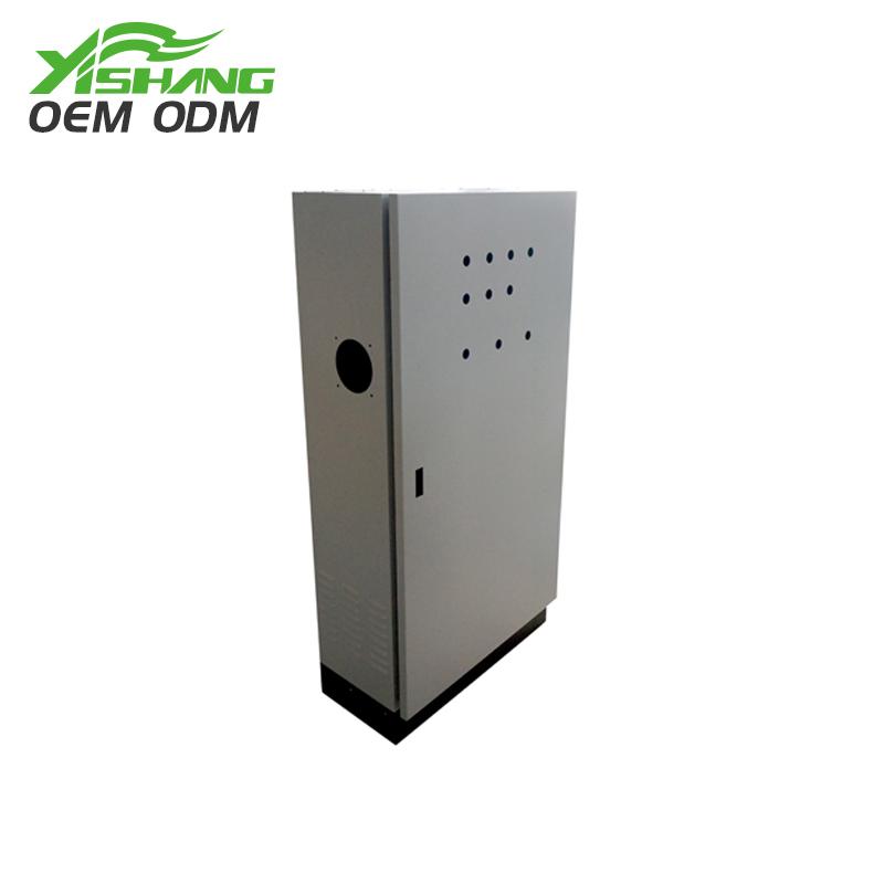 YISHANG -Custom Electronics Sheet Metal Enclosure Housing Manufacture