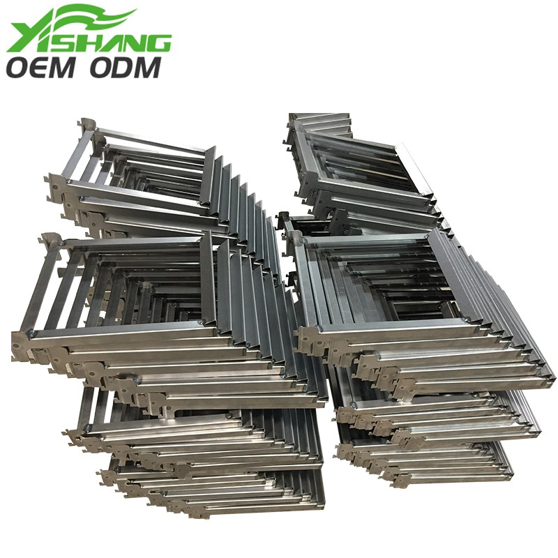 YISHANG -Professional Custom Metal Fabrication Sheet Metal Parts Supplier