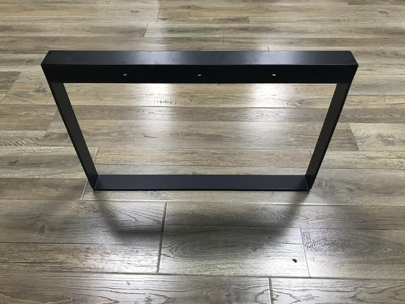Custom Metal Frame for Canada Client