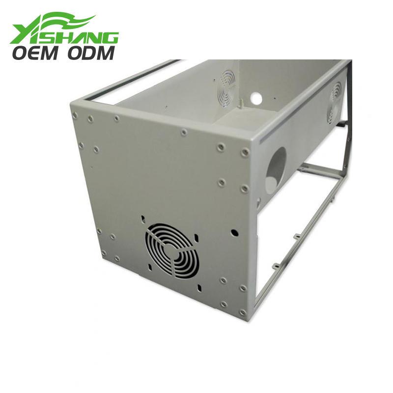Custom Metal Enclosure Cases for Machine Equipment
