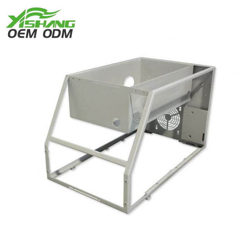 YISHANG -Custom Metal Enclosure Cases for Machine Equipment On Yishang