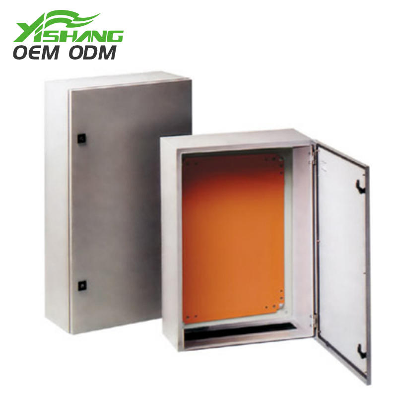 Custom Lockable Metal Electric Box Distribution Enclosure