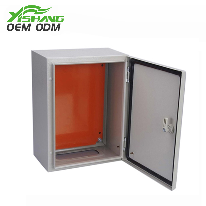 YISHANG -Metal Enclosure, Custom Lockable Metal Electric Box Enclosure-1