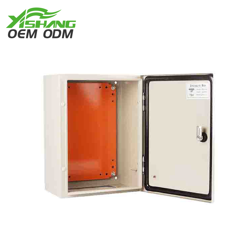 YISHANG -Metal Enclosure, Custom Lockable Metal Electric Box Enclosure-2