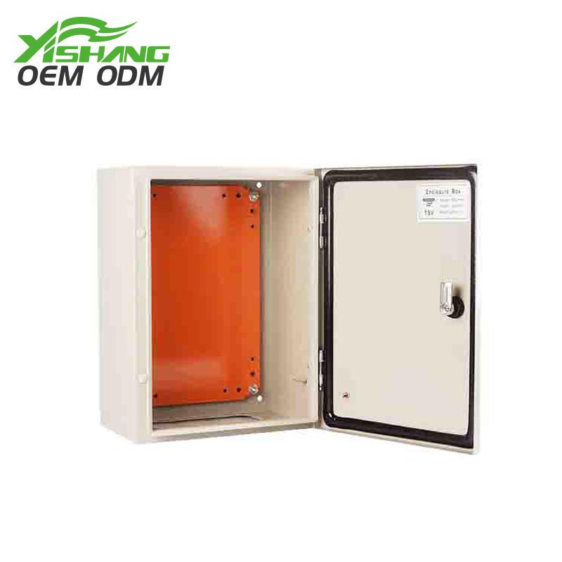 Custom Lockable Metal Electric Box Distribution Enclosure