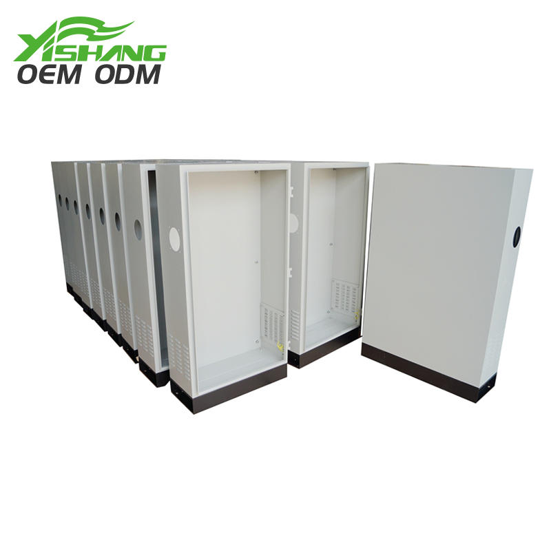 Custom Powder Coated Case Steel Enclosure Metal Enclosure