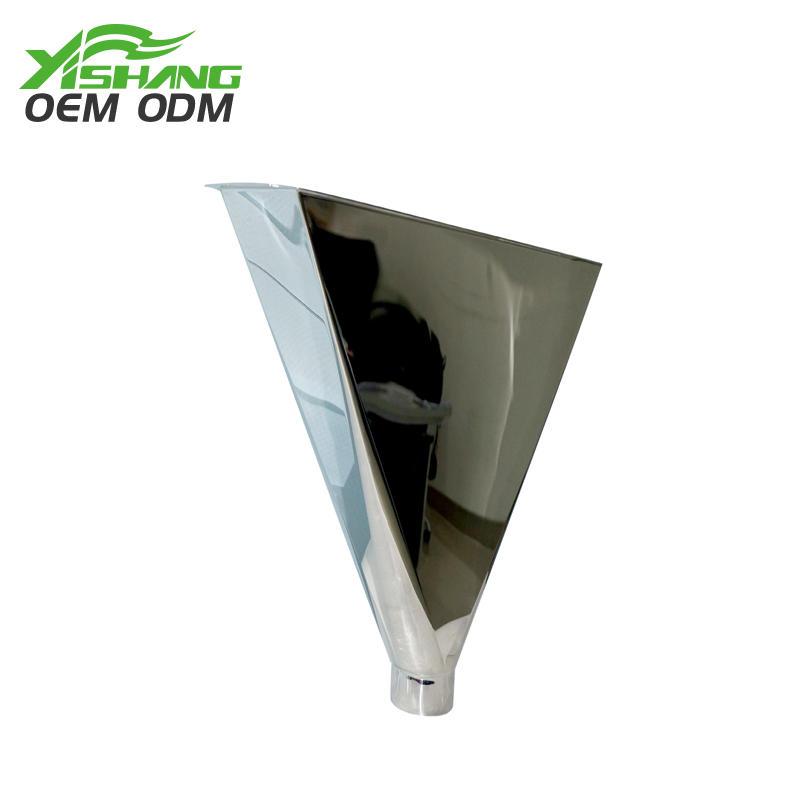 Custom Polishing Metal Stainless Steel Parts Fabrication