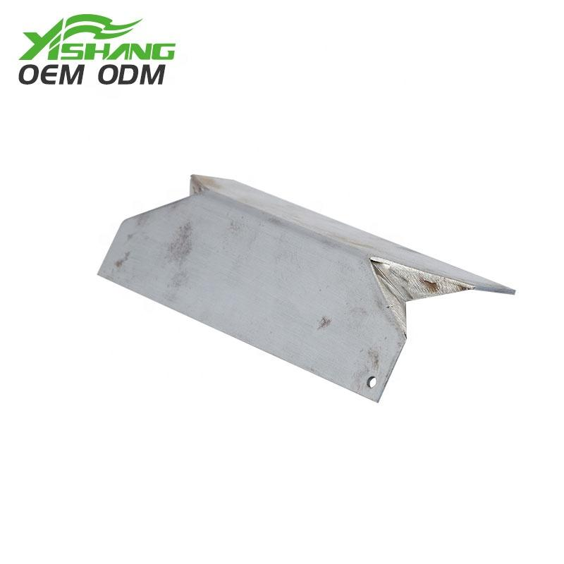Custom Sheet Metal Manufacturing Parts with Punching Mold