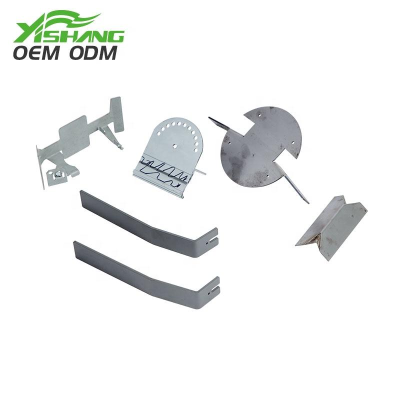 YISHANG -Sheet Metal Custom Sheet Metal Punching And Bending Services