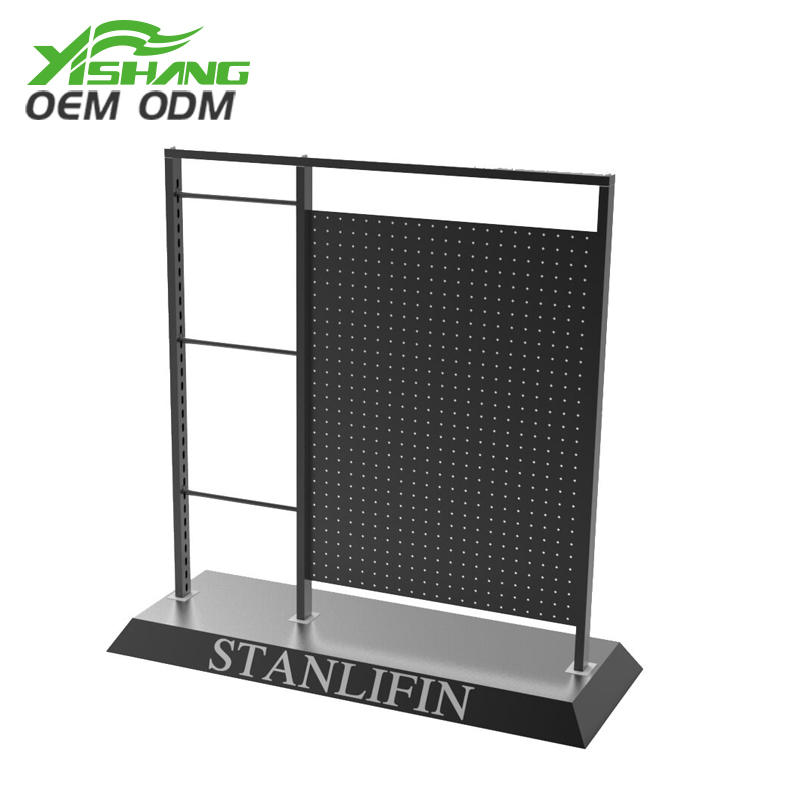 Custom Underwear Lingerie Metal Display Stand for Shops