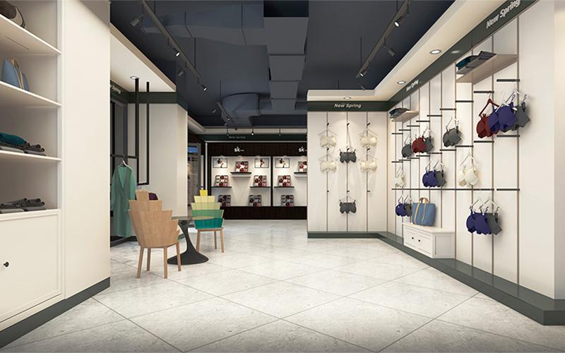 YISHANG -Manufacturer Of Custom Metal Underwear Lingerie Display Stand-5