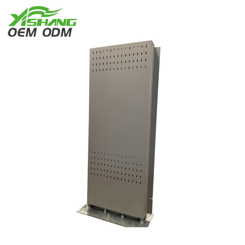 Custom Large LCD Screen Support Metal Frame
