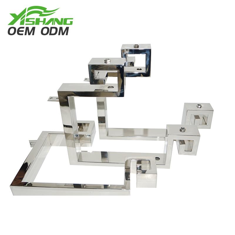 YISHANG -Professional Metal Parts Steel Metal Fabrication Manufacture-2